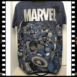 Disney Shirts - T-Shirt~Disney~Marvel~Superheroes~